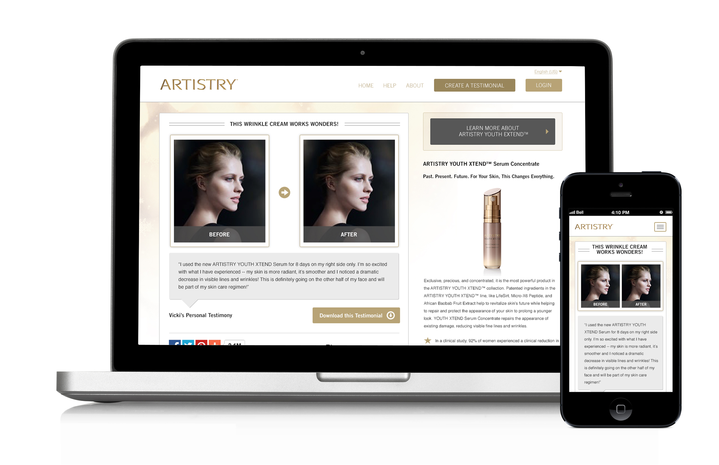 Amway Artistry