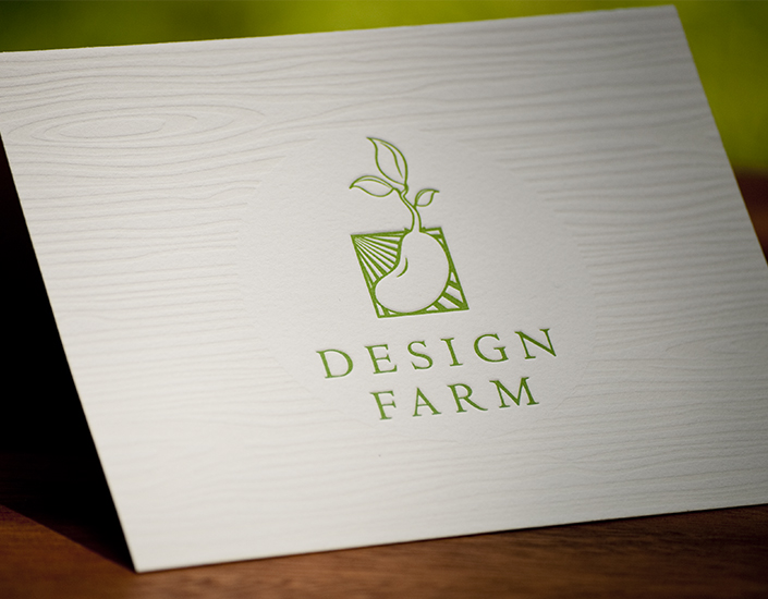 Design Farm Marketing Materials